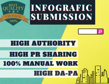 Get 80+ Infographic image submission high Quality low spam score sharing website permanent dofollow
