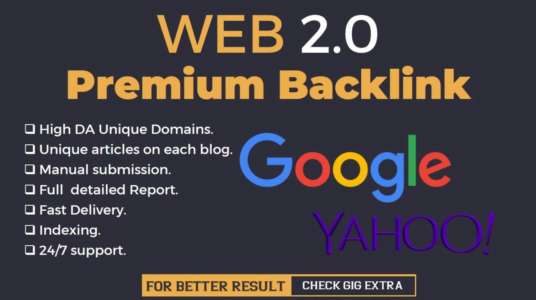 i will do 50 web 2.0 backlinks