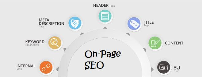 I am providing you best on-page and Off-page seo services