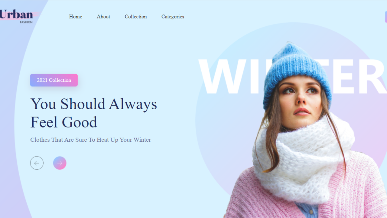 I Will Create Your Website Landing Page/Home Page