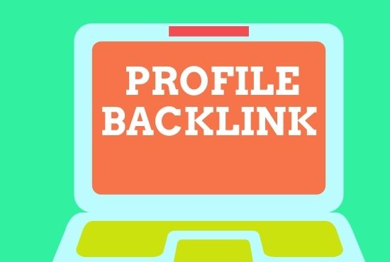 I will setup social media profile,  profiles SEO backlinks