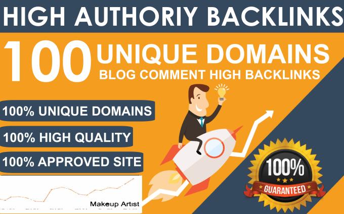 Provide 300 unique quality blog comments backlinks to an excellent domain