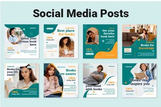 I will design social media post,banner,ads,story,cover and header