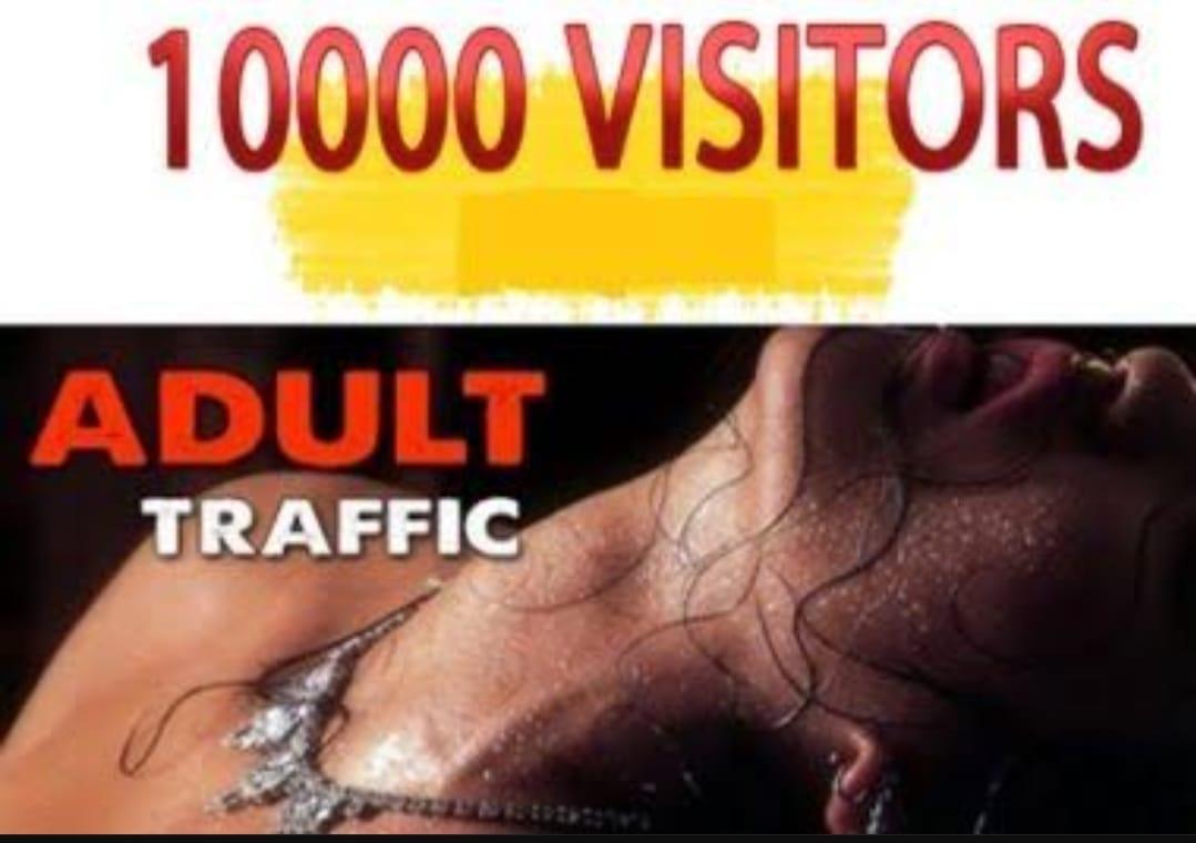 Adult Traffic Worldwide Google keyword From Search engine Website Traffic