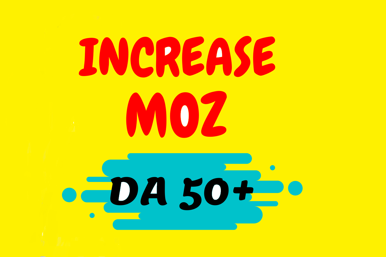 I Will Increase Domain Authority Da Ahrefs Domain Rating