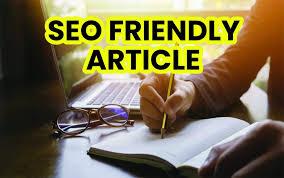 I will write a unique 500 words SEO Friendly Article