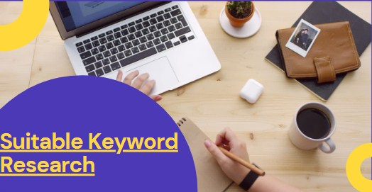 Suitable Keyword Research For Your Site