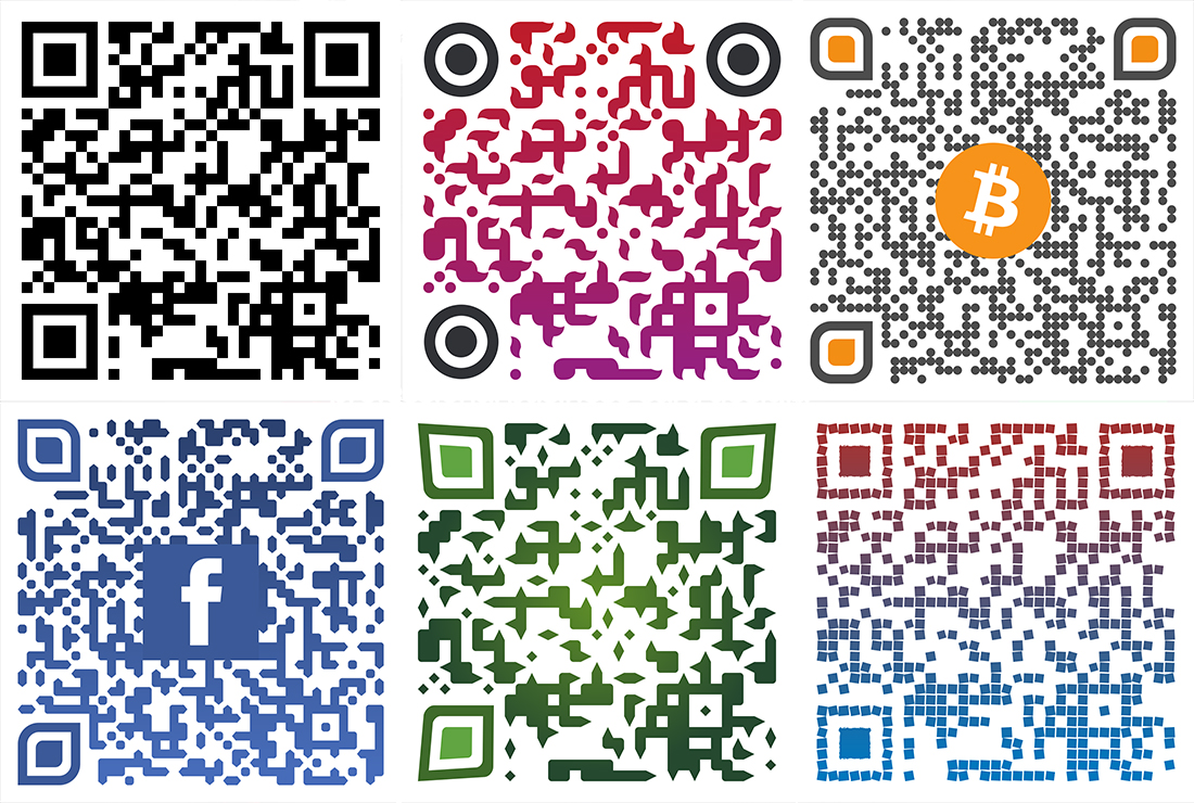 I will create a high quality custom QR code with your logo