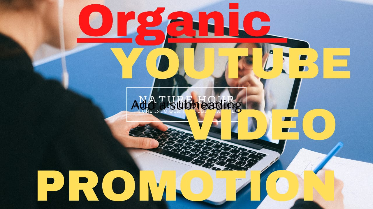 Fast organic YouTube video promotion with music marketing