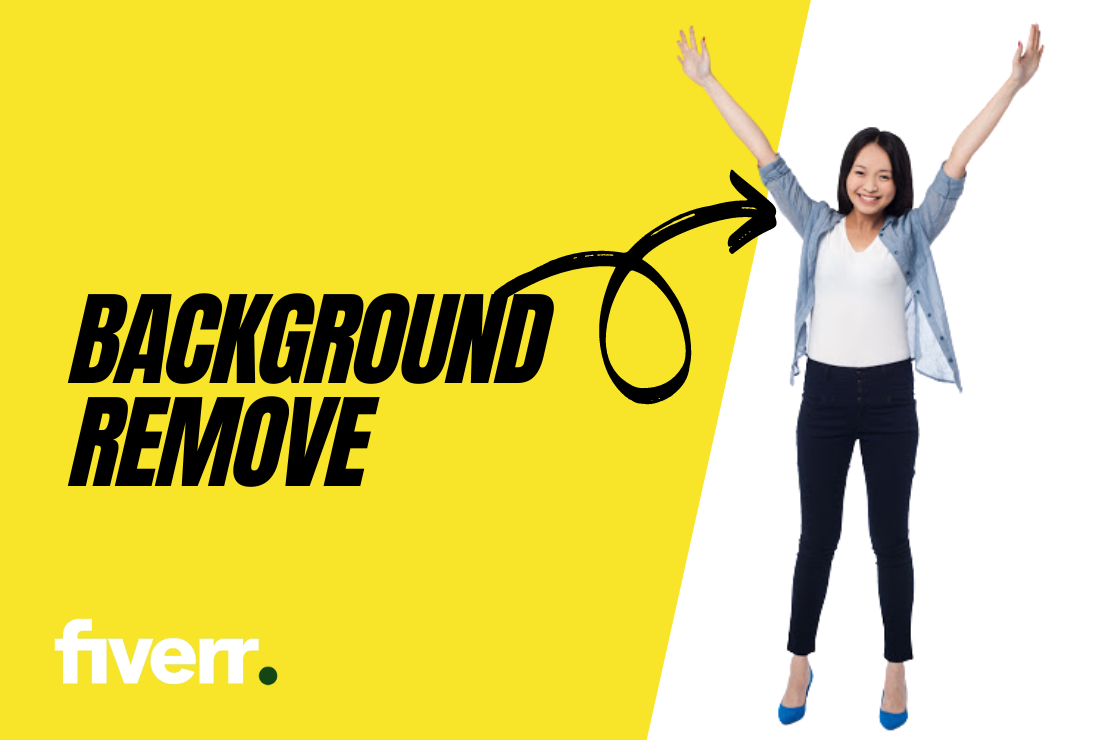 do photo background removal with the fastest delivery