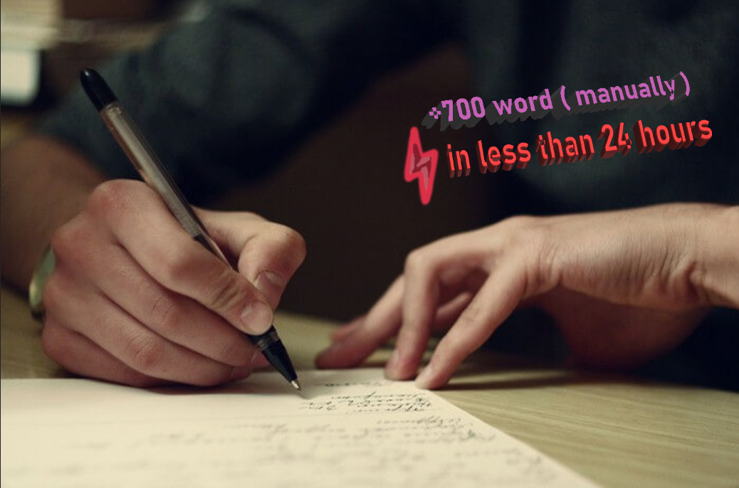 +700 word article written manually about any subject