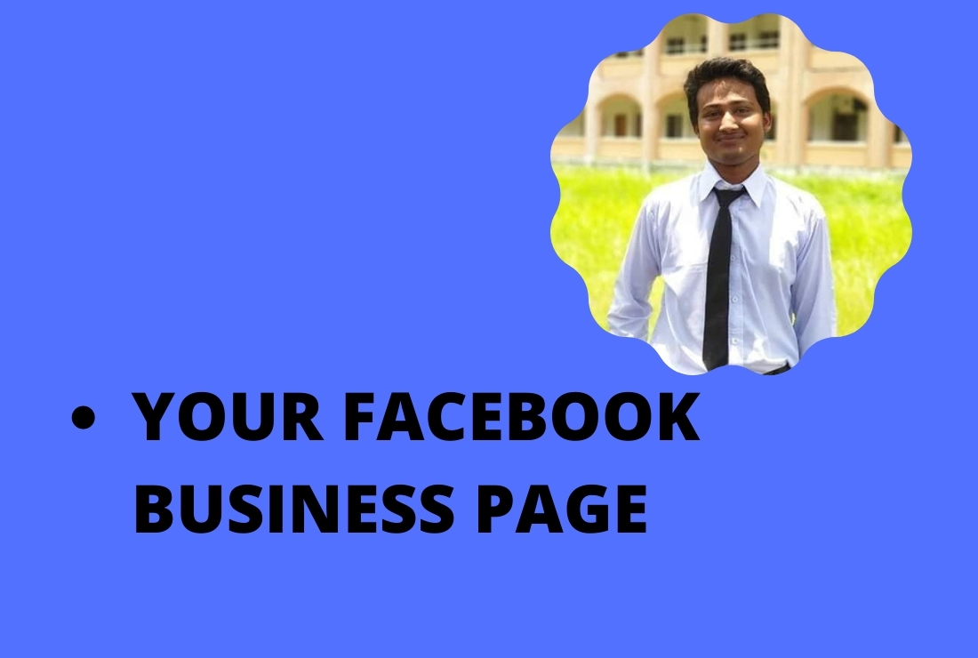 I will create and build facebook page