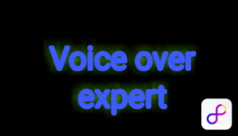Expert voice over we wil do your voice over for your videos in less then a day