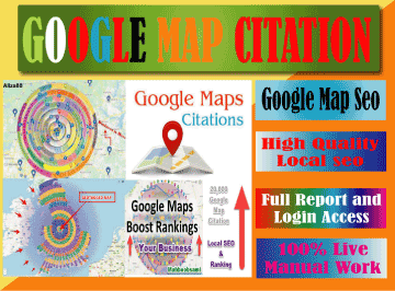 Create 500 Google Maps Citations For Your Local Business