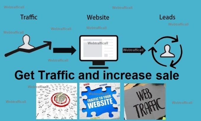 I will increase your website ranking through real web traffic for google ranking.