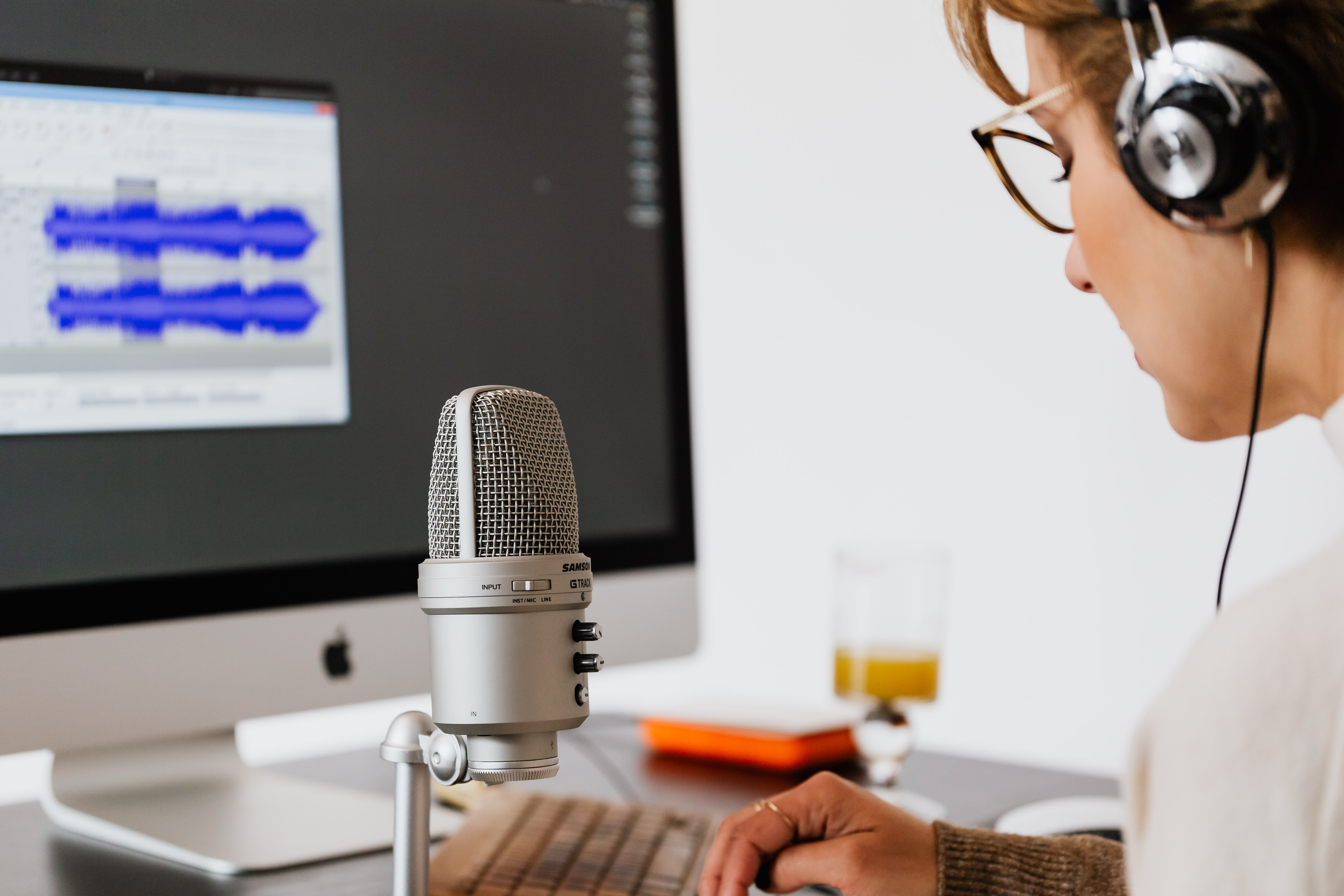 I will record a Voiceover of 200 words for your project