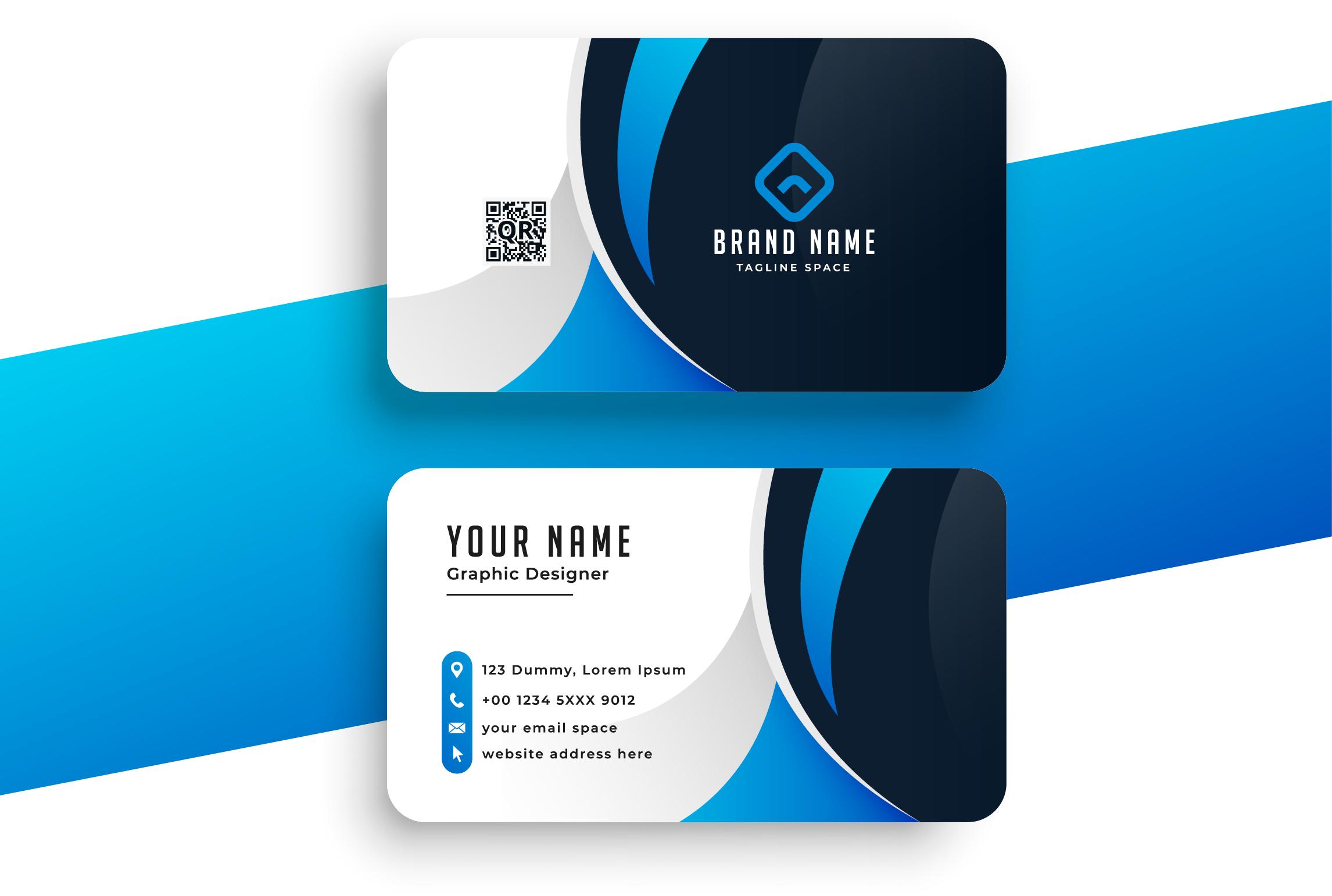 I will do high quality business card design