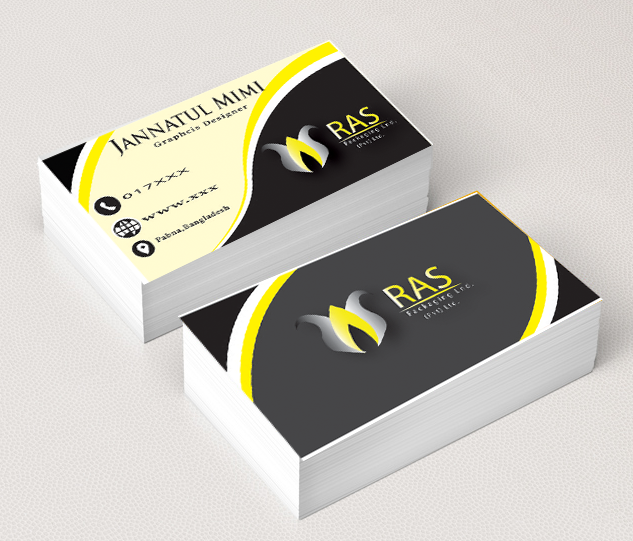 I will create 10 business card within 5 hours
