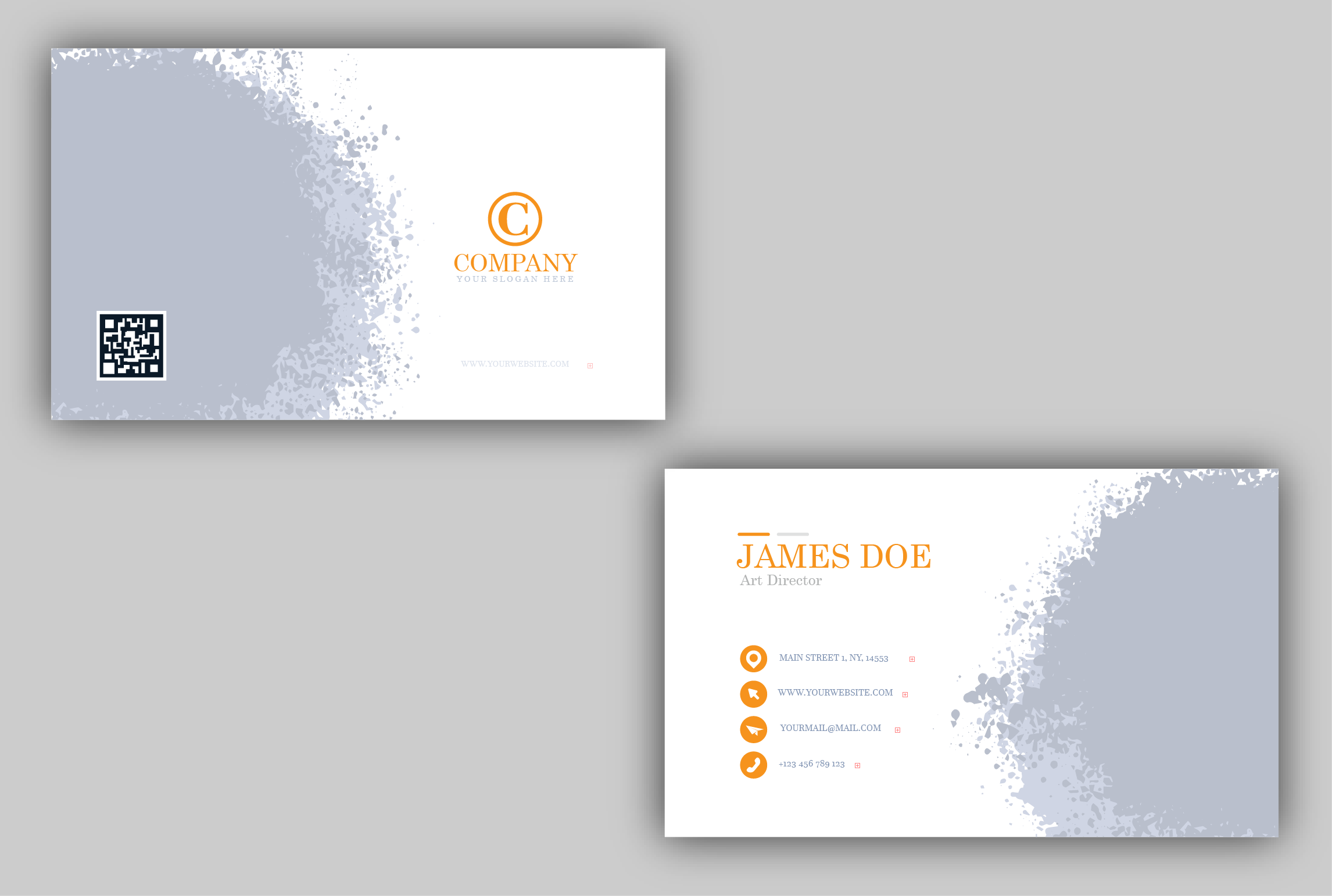 I will design stunning business cards creatively