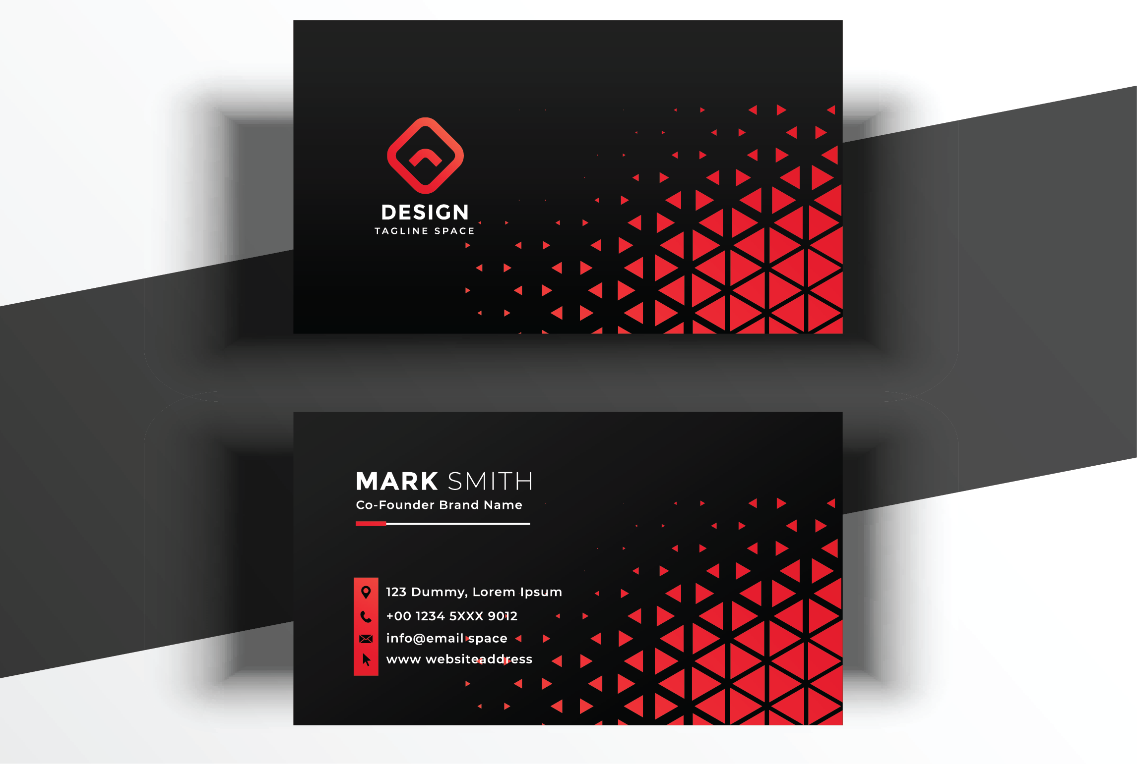 I Will Do unique Business Card For You