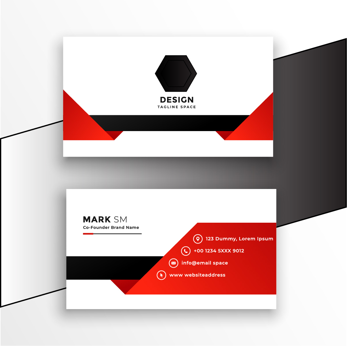 I will design an awesome business card