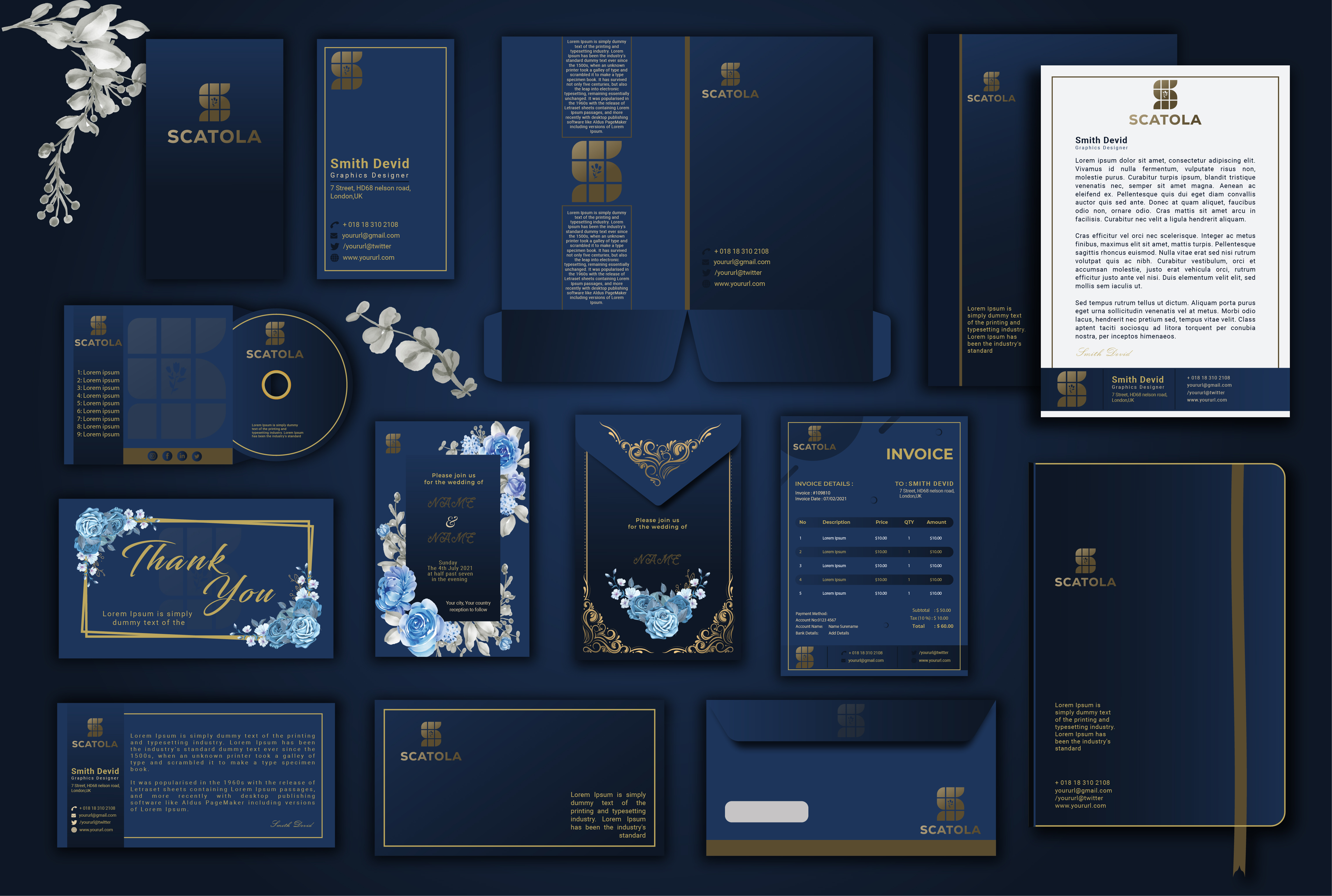 I will provide eye-catching Business Card,  letterhead and stationery designs.