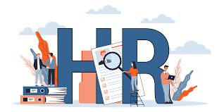 Scientific material for studying human resources HR
