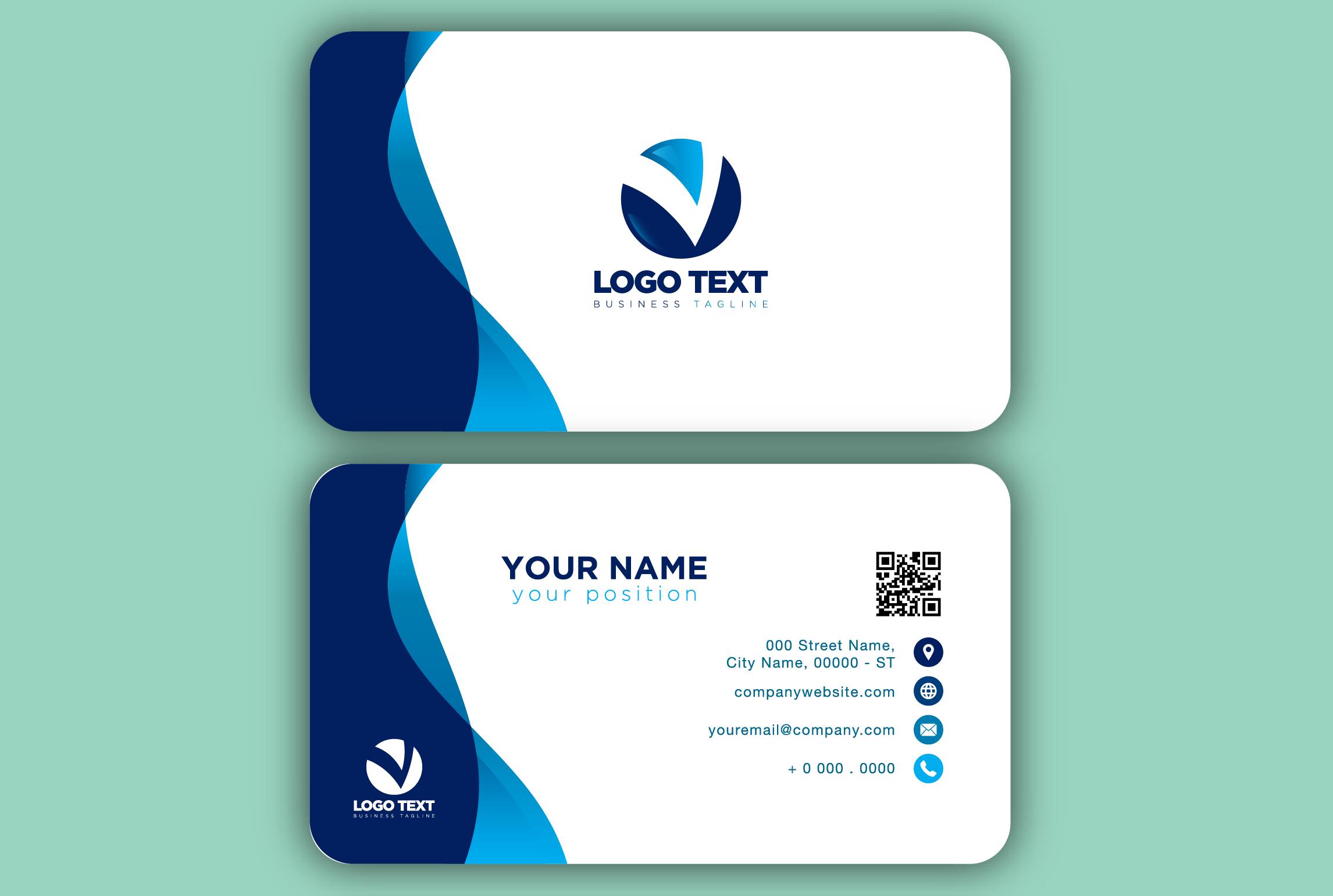 I will create a better design & business card.
