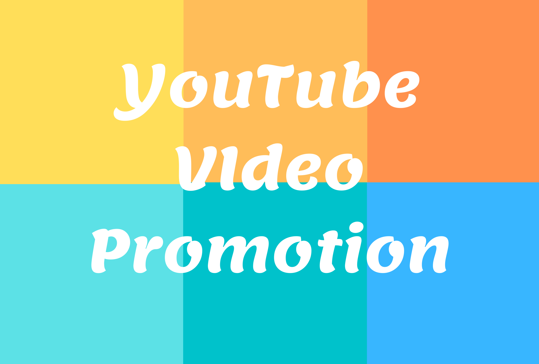 Organic and Fast YouTube Video Promotion