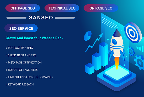 Detailed SEO audit report with action plan