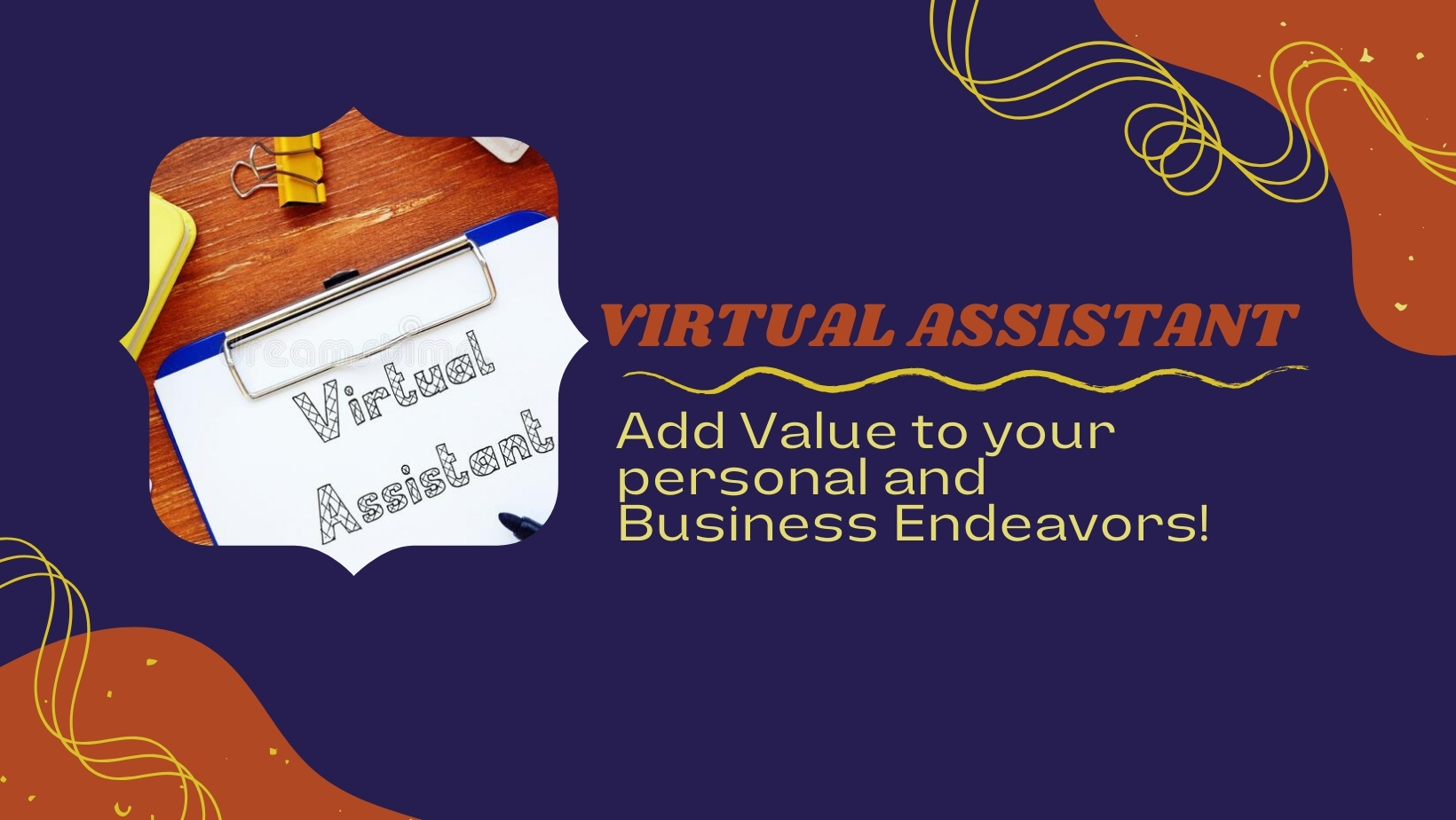 I will be your personal administrative virtual assistant for data entry,  and web research