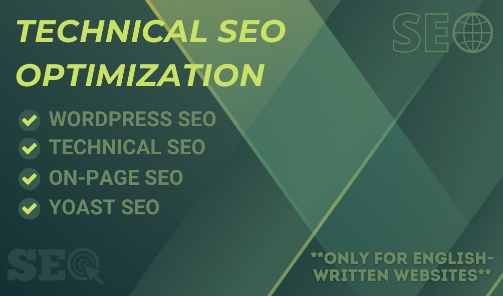 I will setup technical WordPress Yoast On-page SEO optimization service for your website