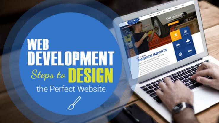 I will build modren website and E-commerce Store