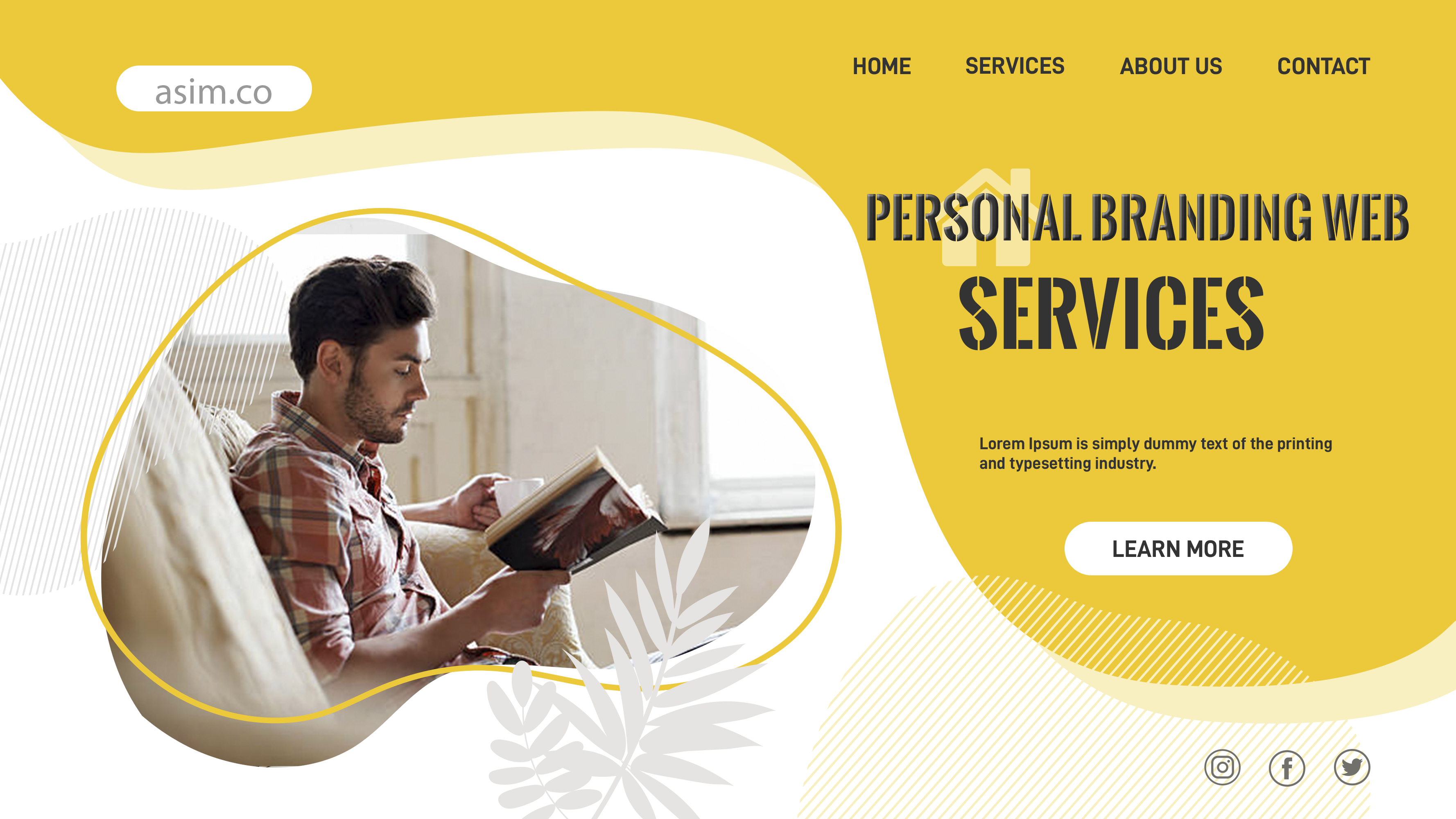 I will design and develop professional responsive & business modern websites