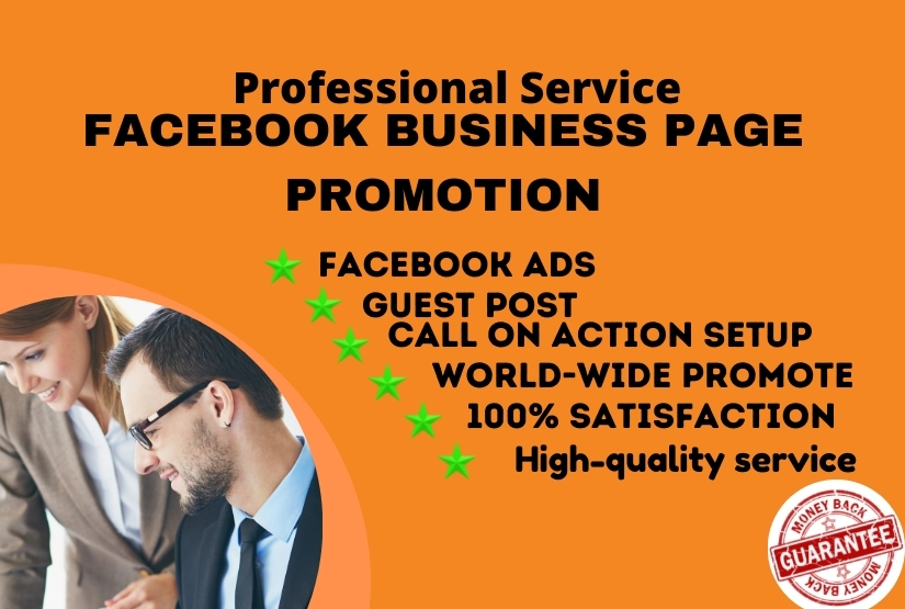 I will do professional Facebook business page creation and optimization.