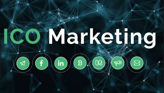 I will do organic telegram channel,  ico marketing,  bitcoin traffic to targeted active audiences