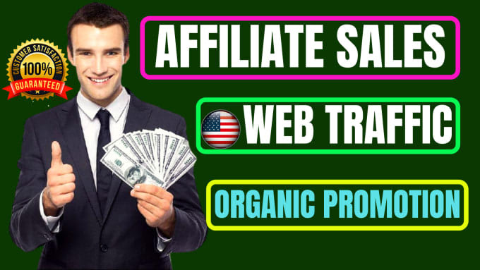 I will give you Unlimited Traffic Leads,  Cpa,  Clickbank,  Sales And Referrals