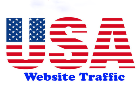 i will do organic usa web traffic 1millions audience