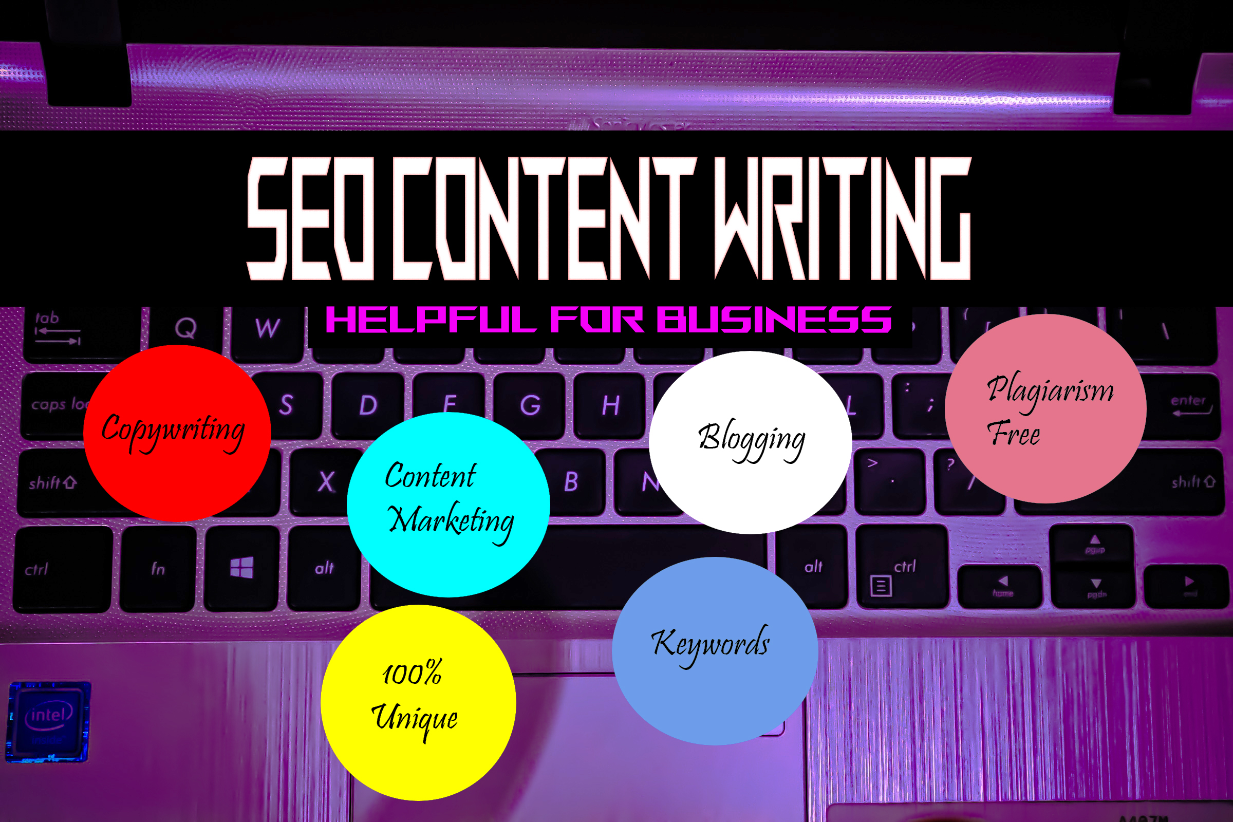 I will write Original SEO CONTENT for website,  blog and other