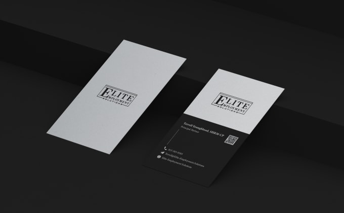 I Will Make Professional Business Card Design in 1 Day