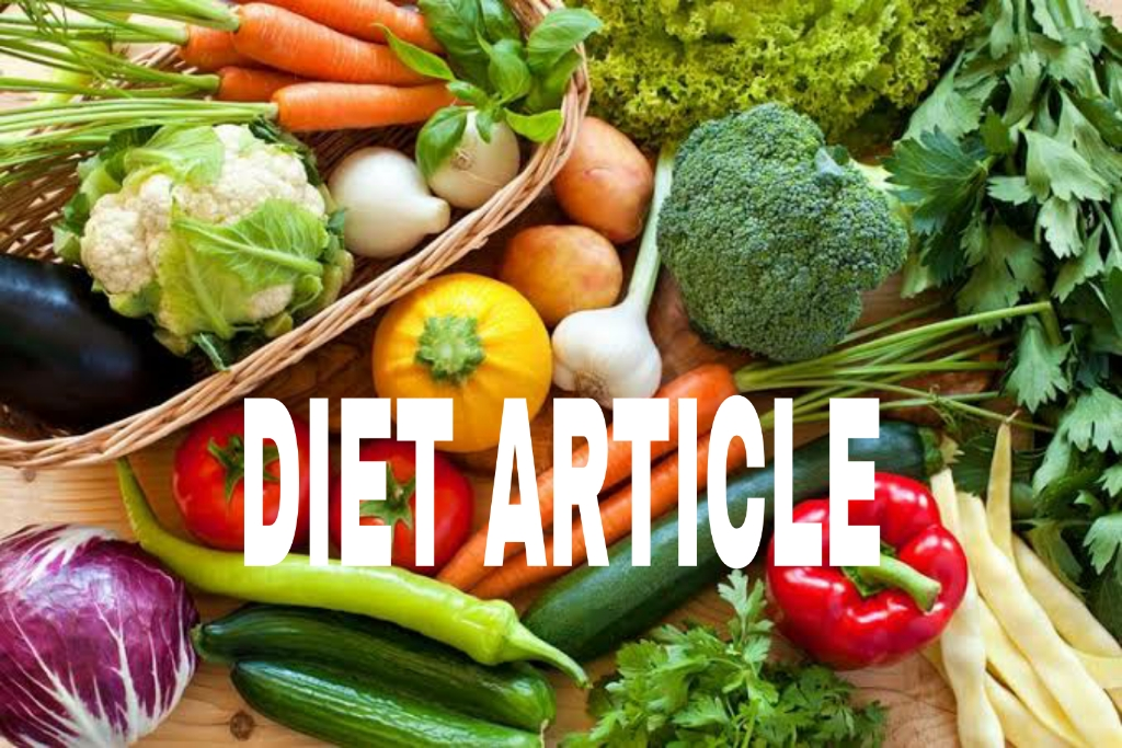 I will make 500+ words for a theme article about diet