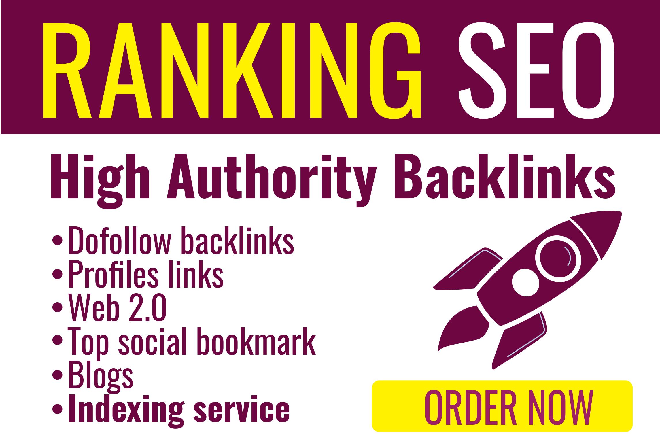 Rank your website 30 days SEO Backlinks linkbuilding Safe for Google