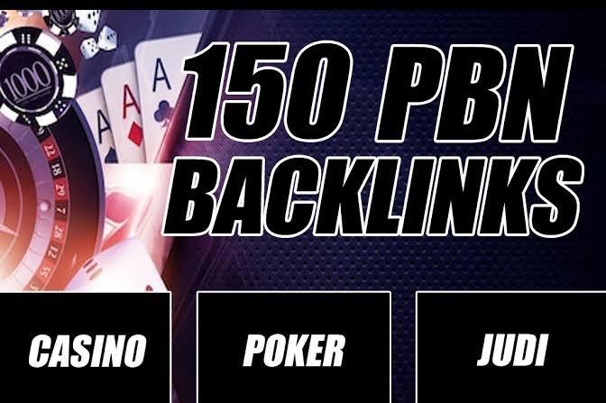 150 ALL DA 60+ Casino, Poker, Gambling High Quality PBN Backlinks