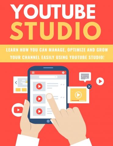 Youtube Studio- grow you youtube