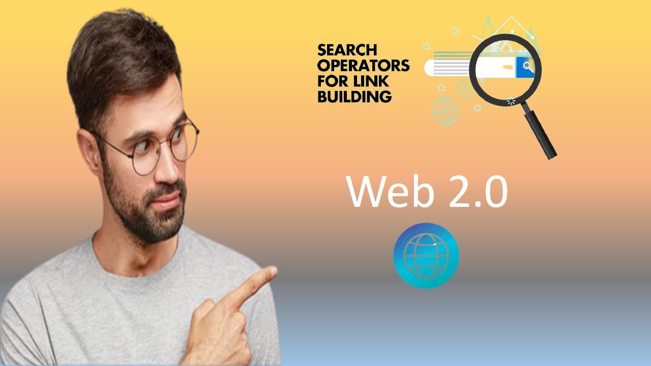 Create 20 High Quality Web 2.0 backlinks