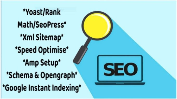 I will do complete technical seo and index your website