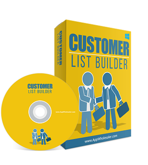 The Best Customer List Builder