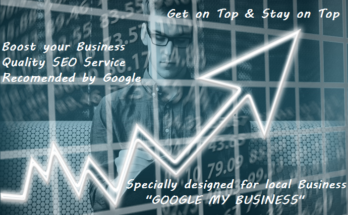 I Will do monthly Local SEO to rank your website on google first page.