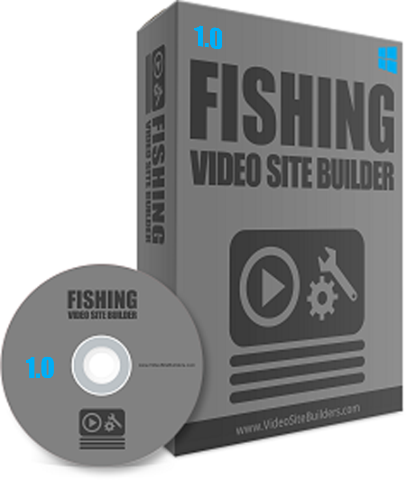 Own Moneymaking Video Site about Fishing
