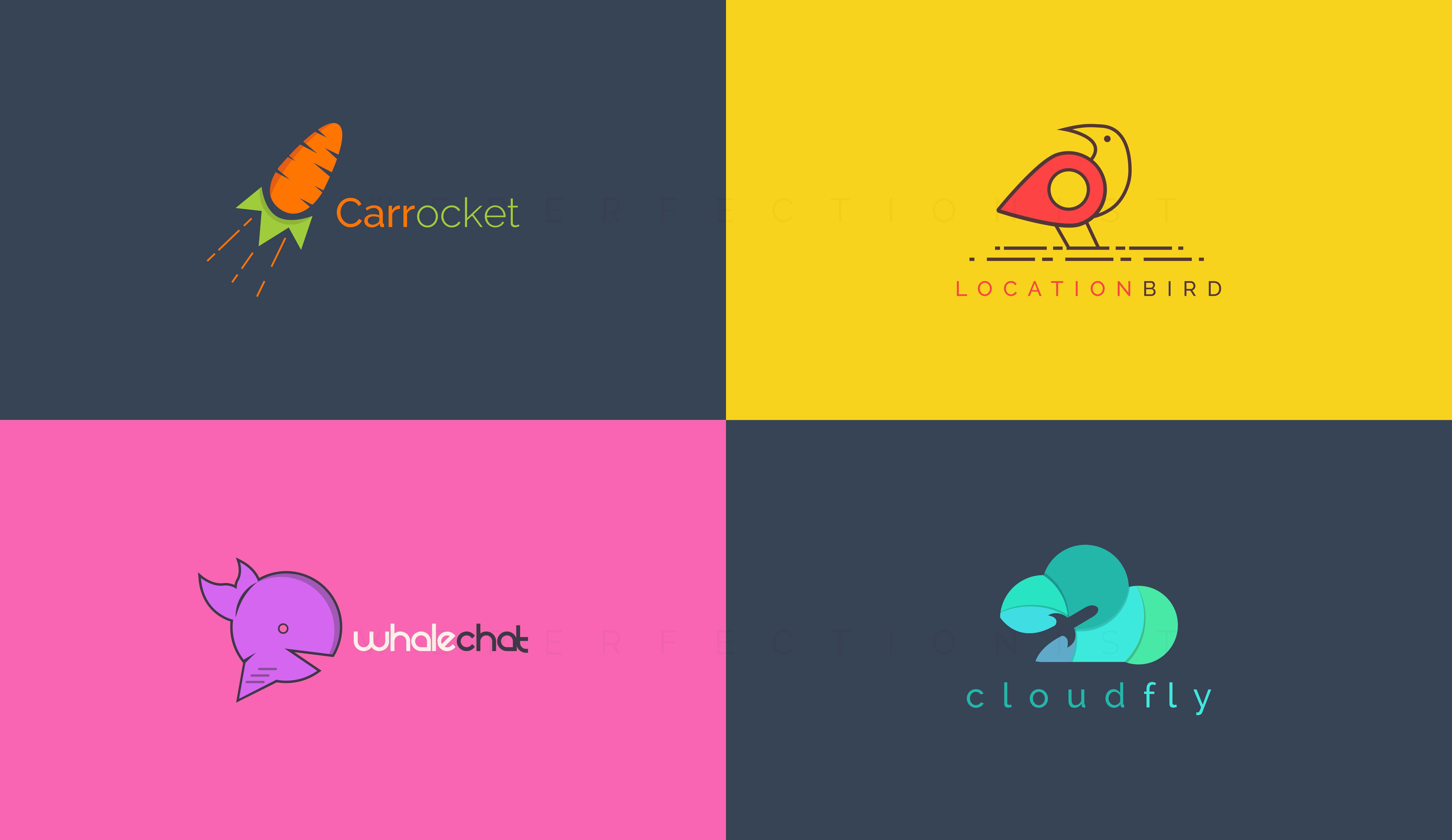 I will design 3 modern minimalist logo design , NO COMPLEX OR MASCOT LOGO